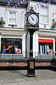 >Millennium Clock, Ashbourne by Rod Johnson