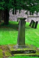 >Sundial in St Leonard's Churchyard, Thorpe by Rod Johnson