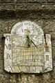>Vertical Sundial, St Buryan Parish Church by Rod Johnson