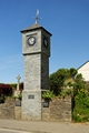 >Millennium Clock Tower, Delabole by Rod Johnson