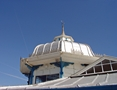 >Pavilion Roof, Llandudno Pier by Rod Johnson