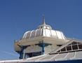 >Pavilion Roof, Llandudno Pier by Rod Johnson