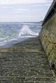 >Slipway Splash, Bridlington Harbour by Rod Johnson