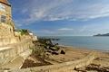 >Runswick Bay, Beach and Sea Wall by Rod Johnson
