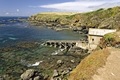 >The Old Lizard Lifeboat Station by Rod Johnson