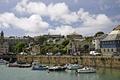>Penzance Harbour Scene by Rod Johnson