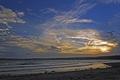 >Sunset Over Penzance, Cornwall by Rod Johnson
