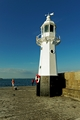>Harbour Lighthouse, Mevagissey by Rod Johnson