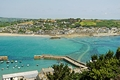 >Marazion From St Michael's Mount by Rod Johnson