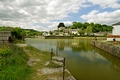 >The Harbour With No Boats, Pentewan by Rod Johnson