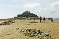 >Walking To St Michael's Mount by Rod Johnson