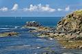 >Offshore Rocks Around Old Lizard Head by Rod Johnson