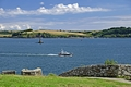 >Carrick Roads From Pendennis Point by Rod Johnson