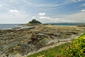 >St Michael's Mount, Looking West by Rod Johnson