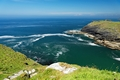 >Overlooking Tintagel Haven by Rod Johnson