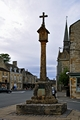 >Market Cross, Stow-on-the-Wold by Rod Johnson
