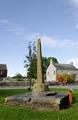 >The Village Cross, Monyash by Rod Johnson
