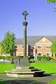 >Tall Cross in St Mary's Churchyard, Stretton by Rod Johnson