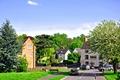 >Ticknall Village from Ingleby Lane by Rod Johnson