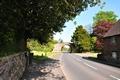 >Main Street, Ticknall and the Tramway Bridge by Rod Johnson