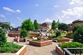 >Corporation Street Garden, Derby by Rod Johnson