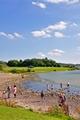 >Beach Fun at Carsington Water by Rod Johnson