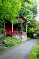 >Bandstand on Lover's Walk, Matlock Bath by Rod Johnson