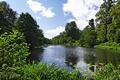>Along Mere Pond, Calke Park by Rod Johnson