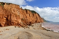 >Salcombe Hill Cliff, Sidmouth by Rod Johnson