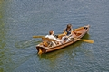 >Rowing on the River Avon by Rod Johnson