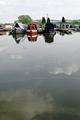 >Cloudy Water at Barton Marina by Rod Johnson