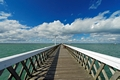 >Yarmouth Pier, Isle of Wight by Rod Johnson