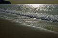 >Morning Light on Sandown Beach by Rod Johnson