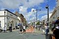 >Upper St James Street, Newport by Rod Johnson