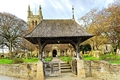 >Lych Gate to All Saints Church, Helmsley by Rod Johnson