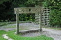 >The Pillory In Shanklin Old Village by Rod Johnson