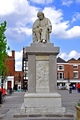 >Dr Samuel Johnson Statue, Lichfield by Rod Johnson