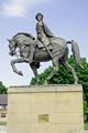 >Bonnie Prince Charlie Statue, Derby by Rod Johnson