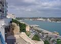 >Mahon Harbour, Menorca by Rod Johnson