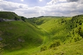 >Cressbrook Dale from Mires Lane by Rod Johnson