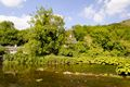 >The River Wye at Upperdale by Rod Johnson