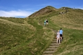 >Walking Up Mam Tor by Rod Johnson