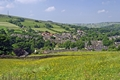 >Hayfield, Derbyshire from Snake Path by Rod Johnson