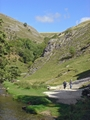>Walkers At Dovedale by Rod Johnson