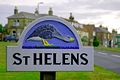 >Village Sign, St Helens by Rod Johnson