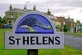 >Village Sign, St Helens by Rod Johnson