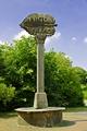 >Village Sign - Linton, Derbyshire by Rod Johnson