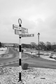 >Pointing the Way, Goathland Signpost by Rod Johnson