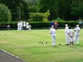 >Flat Green Bowls at Tamworth by Rod Johnson