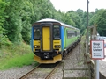 >Train Approaching Matlock Bath Station by Rod Johnson